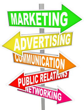 Marketing and Public Relations Services Provided by Steve White